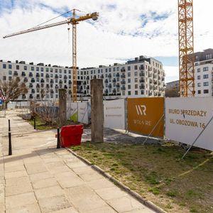 """[Warszawa] Budynek wielorodzinny """"wolaRE"""" 419059"""