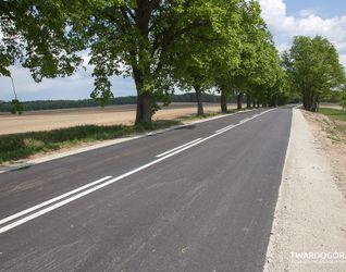 Przebudowa drogi powiatowej Twardogóra - Grabowno Wielkie 477939