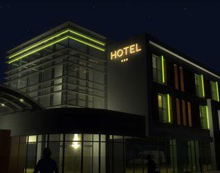 [Lubin] Hotel, ul. Kwiatowa 40180