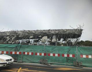 [Wrocław] Wyburzenie Estakady na Placu Społecznym 439284