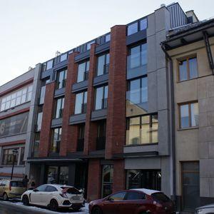 [Kraków] Hotel, ul. Kupa  406773