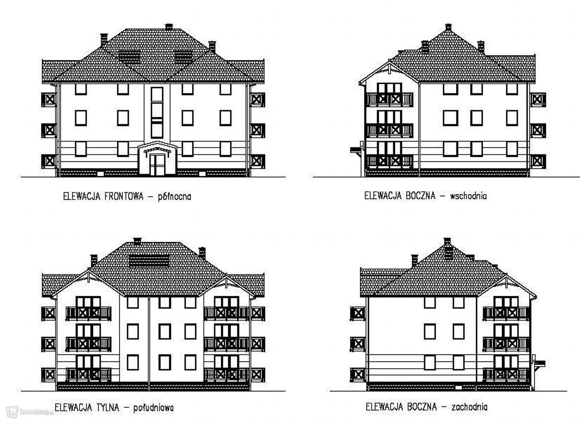 Budynki Mieszkalne, Gerwazego