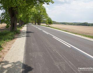 Przebudowa drogi powiatowej Twardogóra - Grabowno Wielkie 477941