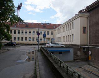 [Kraków] Szpital Żeromskiego 482549