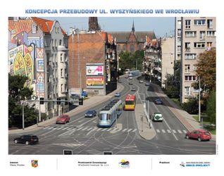 [Wrocław] Przebudowa ul. Wyszyńskiego 52469