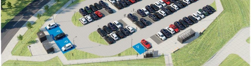 """[Poznań] Parking """"Park&Ride"""", ul. Szymanowskiego/Smoleńska 339446"""