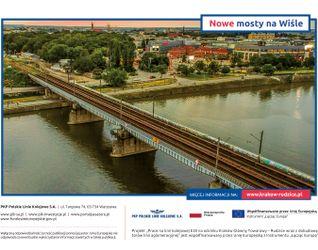 [Kraków] Mosty kolejowe przez Wisłę 388342