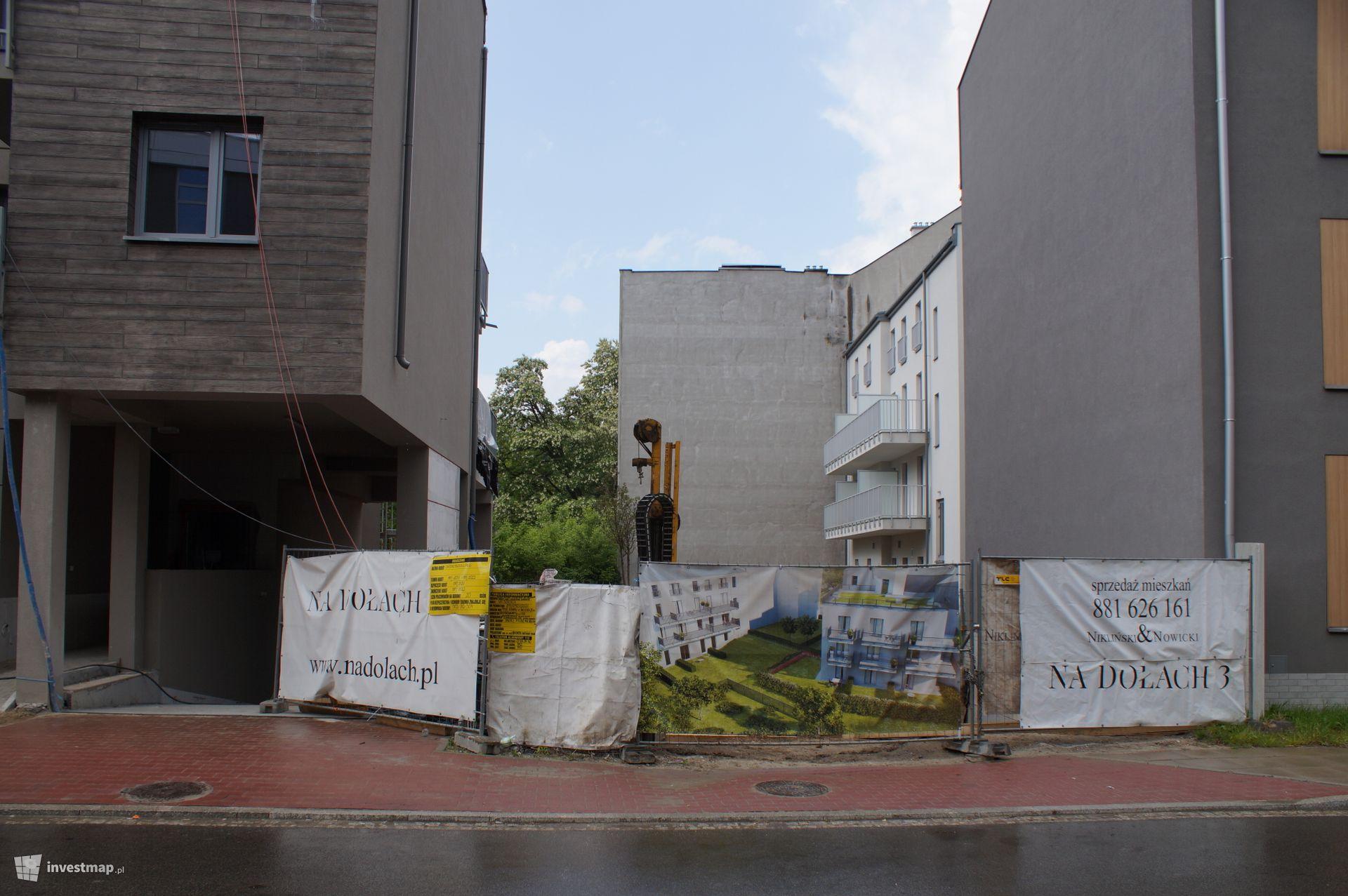 Budynek Mieszkalny, ul. Na Dołach