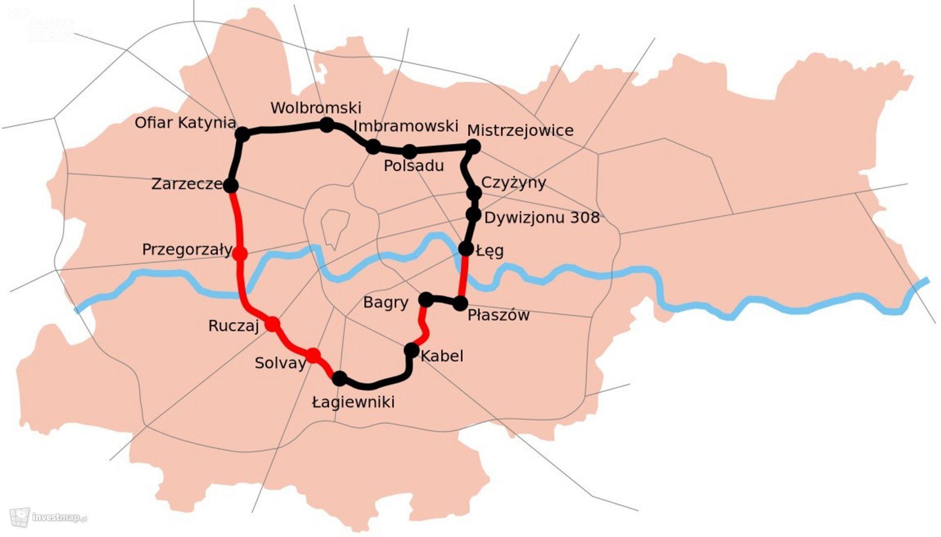 Trasa Nowobagrowa