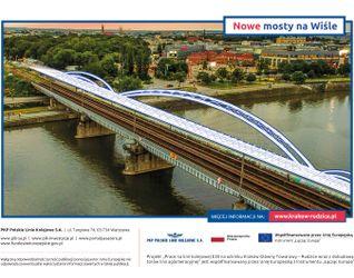 [Kraków] Mosty kolejowe przez Wisłę 388343