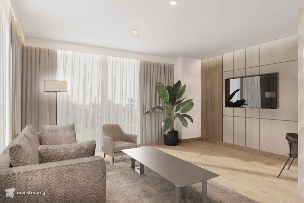 Wizualizacja Hotel AC by Marriott dodał Orzech