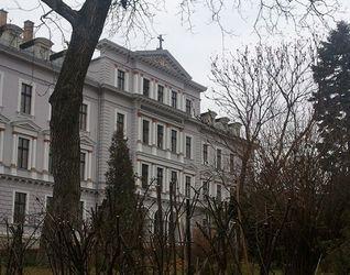 [Wałbrzych] Remont klasztoru Sióstr Niepokalanek 26616