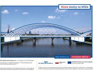 [Kraków] Mosty kolejowe przez Wisłę 388344