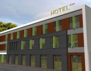 [Lubin] Hotel, ul. Kwiatowa 40184