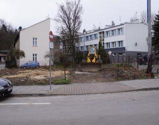[Kraków] Budynek Mieszkalny, ul. Zamoyskiego 470776