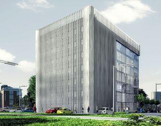 "[Kraków] ""Green Office Center"", ul. Walerego Sławka 3 119801"