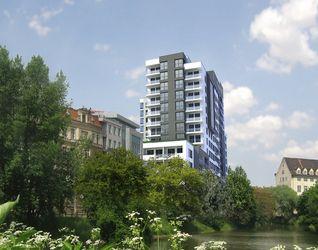 """[Wrocław] Zespół apartamentowo-usługowy """"Odra Tower"""" 11289"""