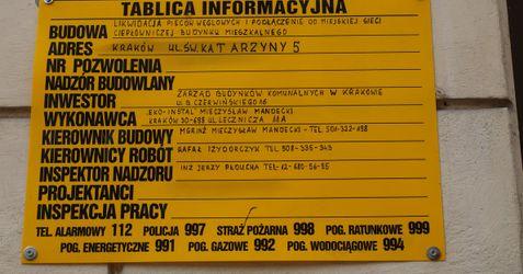 [Kraków] Remont, ul. Św. Katarzyny 5 349465