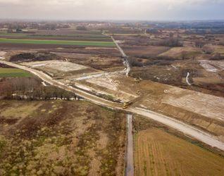 [Warszawa] Budowa S2 Południowej Obwodnicy Warszawy - odcinek B Wilanów 406297