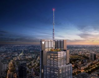 """[Warszawa] Kompleks biurowy """"Varso Place"""" i wieżowiec """"Varso Tower"""" (310 m) 506137"""