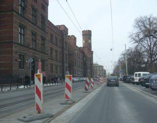 [Wrocław] Ul. Podwale (remont) 67865
