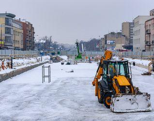 [Warszawa] Budowa II linii Metra - Stacja Księcia Janusza 409850