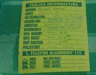 [Katowice] Remont Kamienicy, ul. Ligonia 18 296187