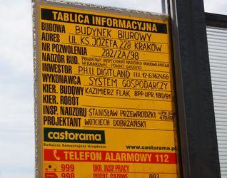 [Kraków] Budynek Biurowy, ul. Księcia Józefa 228 347131