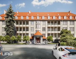 Budynek Wydziału Matematyki Politechniki Wrocławskiej 466171