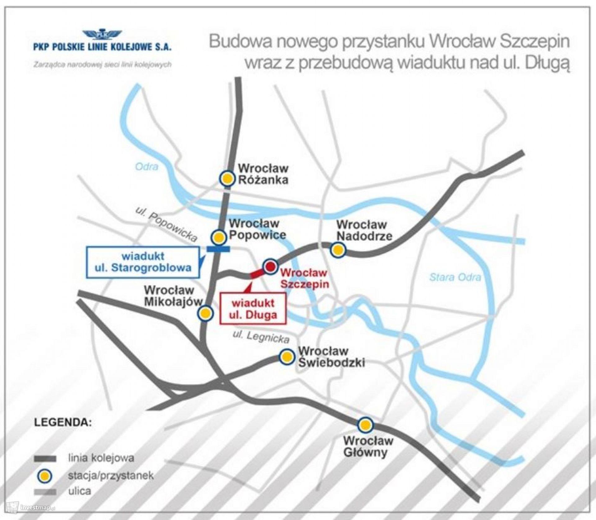 Węzeł przesiadkowy Wrocław Szczepin