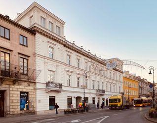 Remont Pałacu Kossakowskich 498939