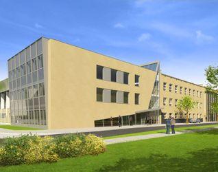 [Warszawa] Rozbudowa XIII Liceum im. Lisa-Kuli wraz z budową hali sportowej 334076