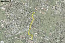Trasa tramwajowa na Ołtaszyn