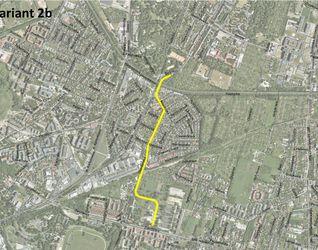 [Wrocław] Trasa tramwajowa na Ołtaszyn 351484