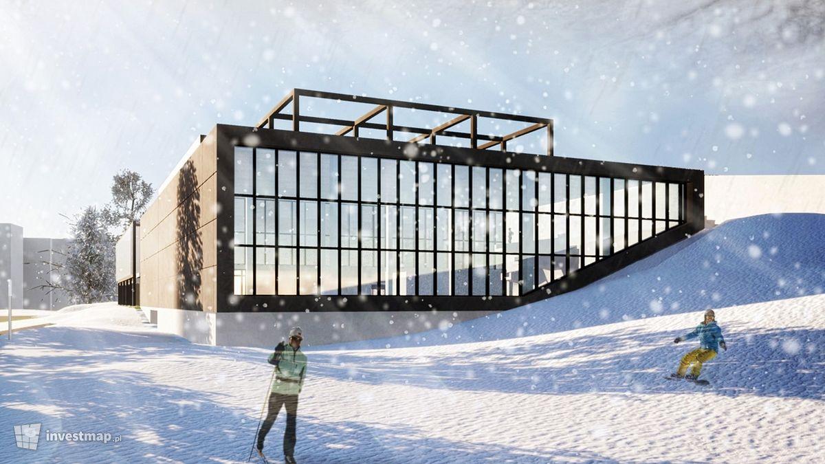 Wizualizacja Centrum Sportów Zimowych dodał Damian Daraż