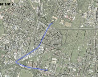 [Wrocław] Trasa tramwajowa na Ołtaszyn 351485