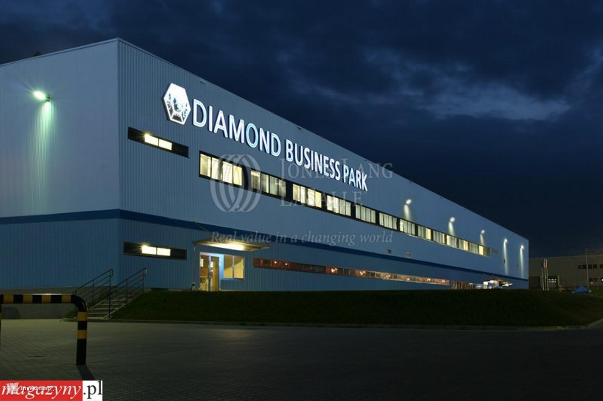 Diamond Business Park Gliwice