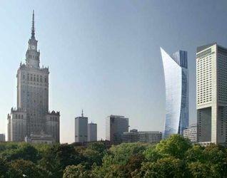 """[Warszawa] Apartamentowiec """"Złota 44"""" 14078"""