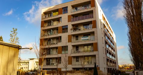 "[Warszawa] Osiedle ""Modern Żoliborz Residence"" 405758"
