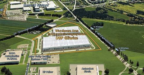 [Gliwice] Diamond Business Park Gliwice 102399
