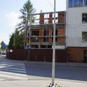 [Kraków] Budynek Mieszkalny, ul. Olszańska 7a 426751