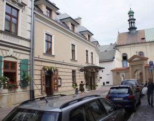 [Kraków] Hotel Wawel, ul. Poselska 22 437503