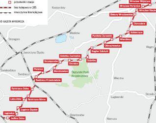 Rewitalizacja lini kolejowej nr 285 473855