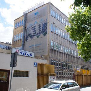 [Kraków] Budynki Mieszkalne, ul. Cieszyńska 9 478463