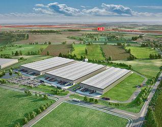 """[Wrocław] Kompleks magazynowy """"Goodman Wrocław IV Logistics Centre"""" 108570"""