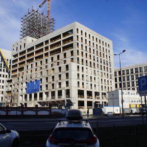"""[Kraków] Kompleks biurowy """"Unity Centre"""" (102,5 m) 410650"""