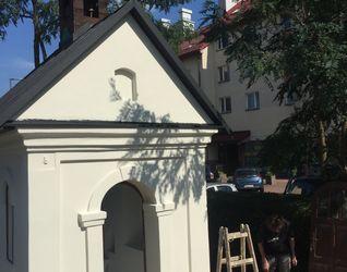 Zabytkowa kapliczka przy ulicy Kobierzyńskiej 443162