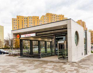 """[Warszawa] Budowa Stacji Metra linii M2 """"Trocka"""" 452378"""