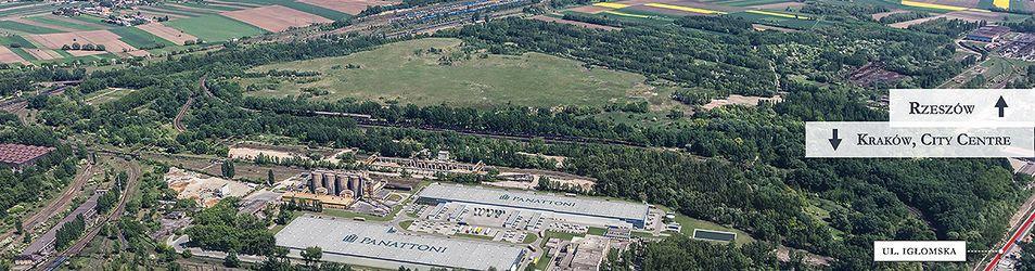 Panattoni City Logistics Kraków I  508186