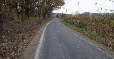 Przebudowie pasa drogi gminnej w Grabownie Małym 465947